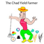Chad haciendo Yield Farming